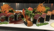 Creole-Japanese pop up Afro Sushi rolls into Midtown this weekend