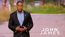"Pro-John James radio ad accuses Debbie Stabenow of ""black genocide"""