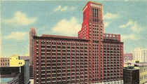 Detroit's Hudson Building imploded 20 years ago today
