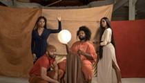 Tunde Olaniran channels sci-fi, Celine Dion's Instagram, and black excellence on 'Stranger'