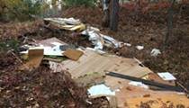 Rangers seek information on three truckloads of trash dumped at Sleeping Bear