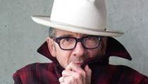 Elvis Costello touts four decades of music at the Fillmore