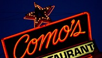 Como's in Ferndale will feature a whiskey tasting room for its reopening