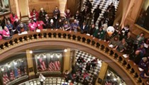 Michigan's lame-duck session is in, and Republicans are acting like cornered animals