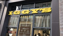 Iggy's Eggies cracks open its first egg in Capitol Park