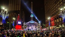 Detroit's 'The Drop' New Year's Eve 2019 event canceled