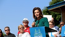 Whitmer says she will bring back free water bottle delivery to Flint
