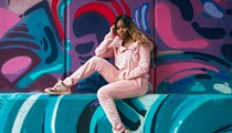 Detroit singer Brianna Lee is a teenaged girl with a big voice