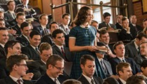 Review: Biopic celebrates Justice Ginsburg's early accomplishments