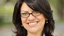 Rashida Tlaib target of bigoted comments by Florida commissioner