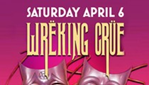 WREKING CRUE - MÖTLEY CRÜE TRIBUTE BAND
