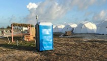Yes —  a Fyre Festival LARP on Detroit's Belle Isle is being planned