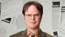 Dwight Schrute, aka Rainn Wilson, is coming to Motor City Comic Con