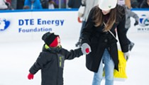 Winter Blast returns this weekend with 30-foot slide and free ice skating