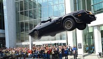 The Detroit Autorama 'Smokey and the Bandit' jump is definitely not happening