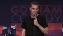 Comedian Ryan Schutt will crack NBA jokes in Hamtramck this week