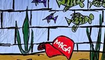 Comics: 'Fishy Emergency'