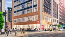 H&M will open in downtown Detroit later this year