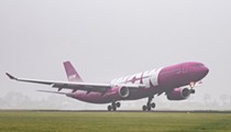 Budget Icelandic airline WOW Air grounds Detroit flights amid bankruptcy