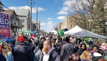 Music-focused Monroe Street Fair celebrates 18 years alongside Hash Bash