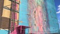 Detroit's 'Illuminated Mural' under repair after construction damage