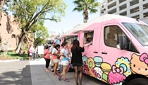 Fuck yeah — the Hello Kitty Cafe Truck is returning to metro Detroit