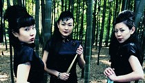 The 5.6.7.8's, the beloved Japanesegarage rock band from 'Kill Bill,' is playing in Detroit on Thursday