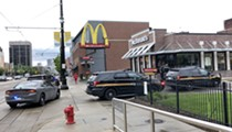 Customer in wheelchair fires taser at McDonald's employee in Detroit
