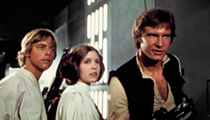 Overthrow the empire with the original 'Star Wars' trilogy at the Redford Theatre