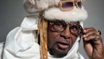George Clinton and Parliament-Funkadelic say 'goodbye' to the road and 'hello' to aliens