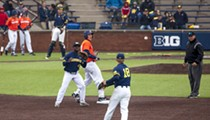 U-M scouted racially diverse players and is now competing in the College World Series finals