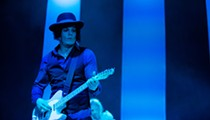 Jack White will play a charity baseball game at Hamtramck's historic Negro League ballpark on Thursday