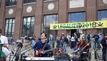 The 48th annual Hash Bash was the dawn of a new era for marijuana in Michigan