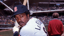 Former Detroit Tiger Ron LeFlore made his major league debut 45 years ago today