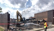 Legendary, Ilitch-owned Gold Dollar is demolished after suspicious fire