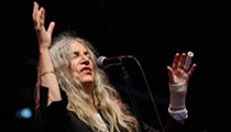 There is only one Patti Smith and she is performing back-to-back shows at Royal Oak Music Theatre