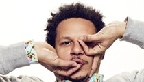 We interviewed comedian Eric Andre on 9/11. What could go wrong?