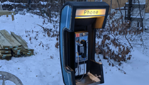 Detroit has a new old-school payphone that's free to use
