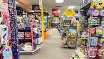 Whistle Stop Hobby & Toy Inc. in St. Clair Shores is the old-school toy store of our childhood dreams