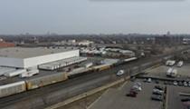 Train hauling hazardous materials derails in Southwest Detroit