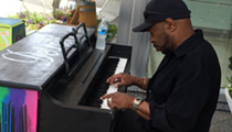 Bedrock dots downtown with donated street pianos