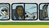 Riding the bus with Gary Winslow: 'Crazy Lady'