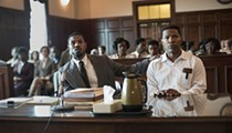 'Just Mercy' is a courtroom drama