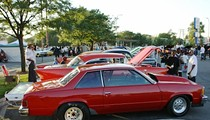 This weekend's White Castle reunion — and why Detroit needs a dragway