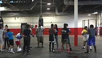Eminem's foundation will match donations to Downtown Boxing Gym's youth program
