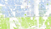 The Racial Dot Map shows the world just how segregated metro Detroit is