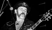 Motörhead plays Fillmore withAnthrax andSaxon on Sept. 12