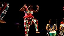 Fatou-Seydi Sarr traveled halfway around the world to find African dance in Detroit