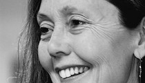 Celebrated poet Anne Carson reads at the University of Michigan tonight