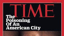 How Flint's crisis lit up the media this last week